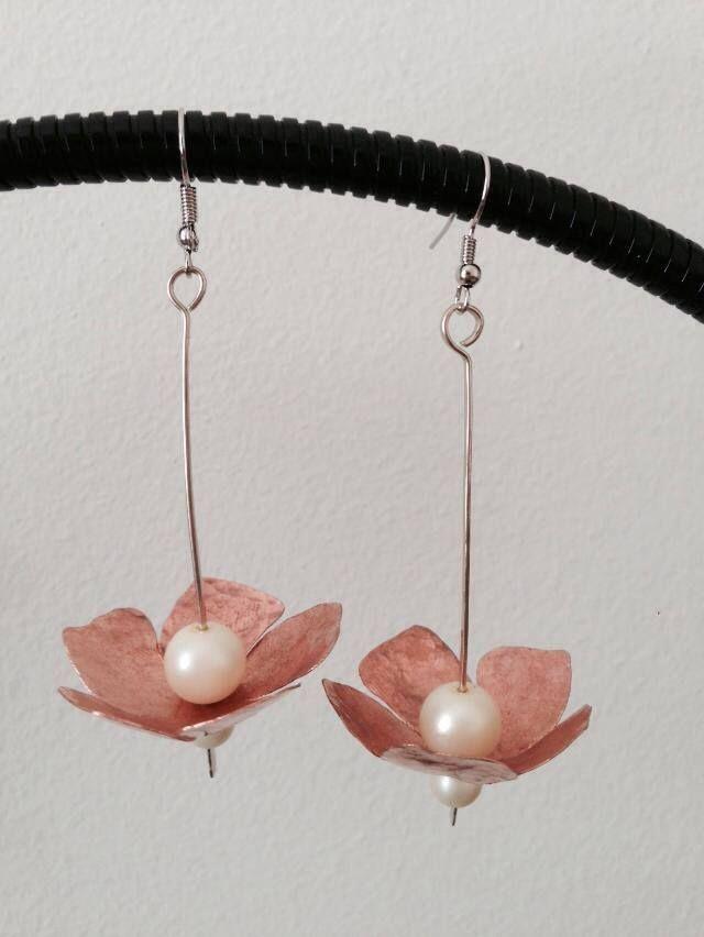 Flower Earrings I