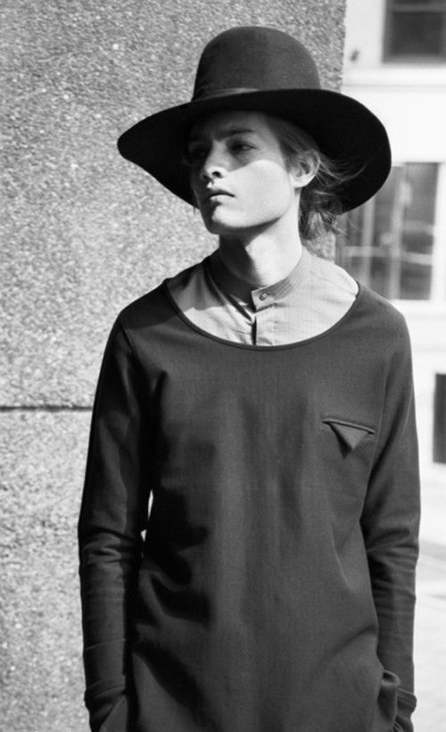 tres chic fedora brimmed hat style fashion