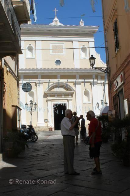 La Maddalena, eilandje in het Norden > luchthaven Olbia