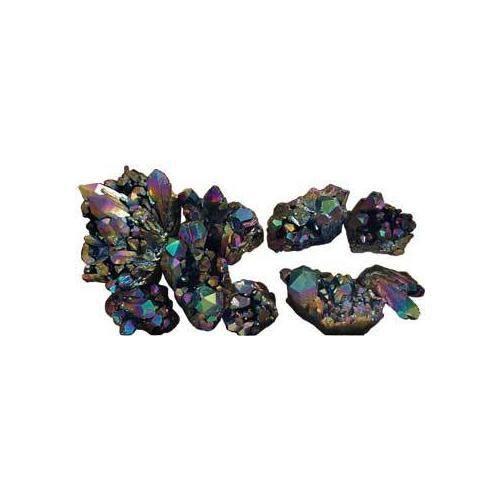 5# Quartz cluster with Purple color