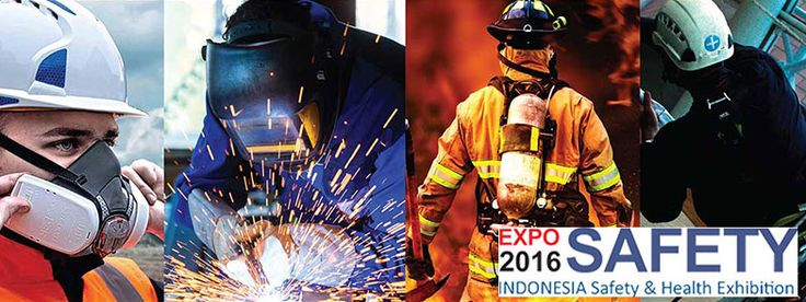 Indonesia Safety & Health Exhibition. #expoindonesia