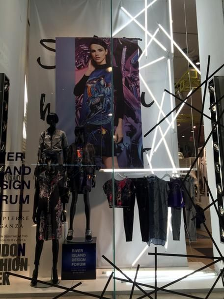"RIVER ISLAND,London,UK, ""Design Forum"", pinned by Ton van der Veer"