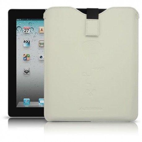 iPad - iPad2 - Galaxy Tab 10.1 uyumlu Çekmeli Deri Kılıf