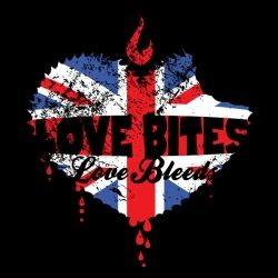 def-leppard. Love Bites, Love Bleeds...
