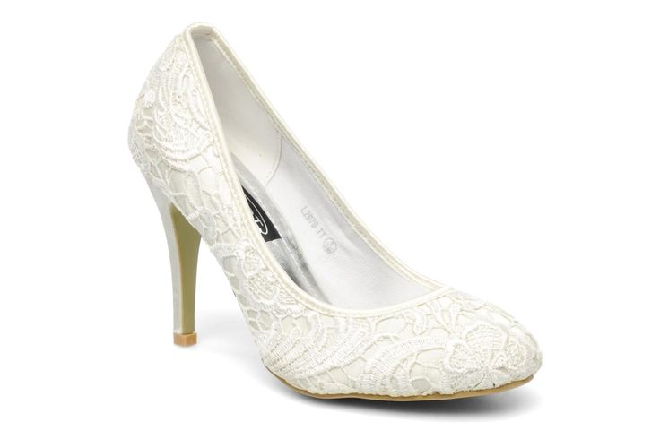 Chaussures de mariage dentelle - Happy Chantilly | Happy Chantilly