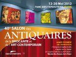 40e Salon des Antiquaires et de la Brocante, du 12 au 20 Mai 2012