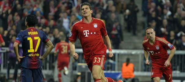 Bayern: Mario Gomez quitte le club pour la Fiorentina