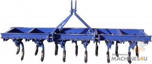 Terra-mach Heavy Duty Spring Tyne Cultivator - http://www.machines4u.com.au/browse/Farm-Machinery/Planting-Seeding-Tillage-194/