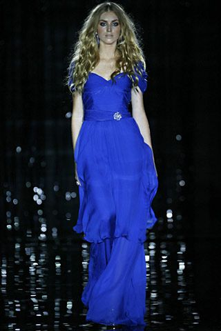 make my own shoes for kids Julien Macdonald Spring Summer 2007 Ready To Wear