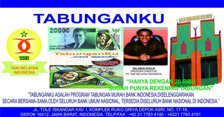 Rumah Tani Nelayan Indonesia - social networking