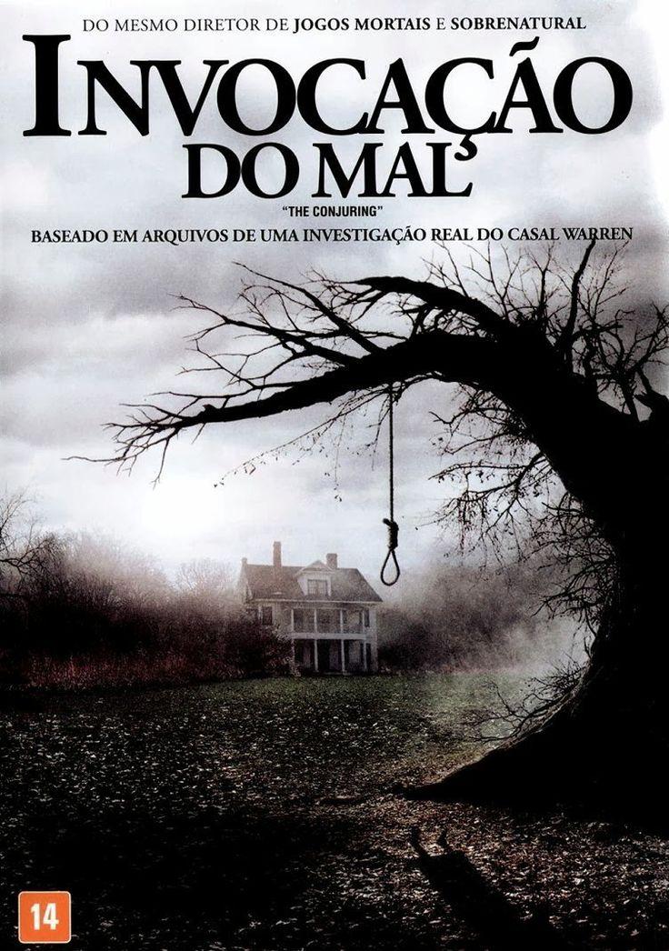 Invocação do Mal – TE (2013) IMDb 7.5 1h 53Min Gênero: Terror Ano de Lançamento: 2013 Duração: 1h 53Min IMDb 7.5 Assisti 06/2016 - MN 8,5/10