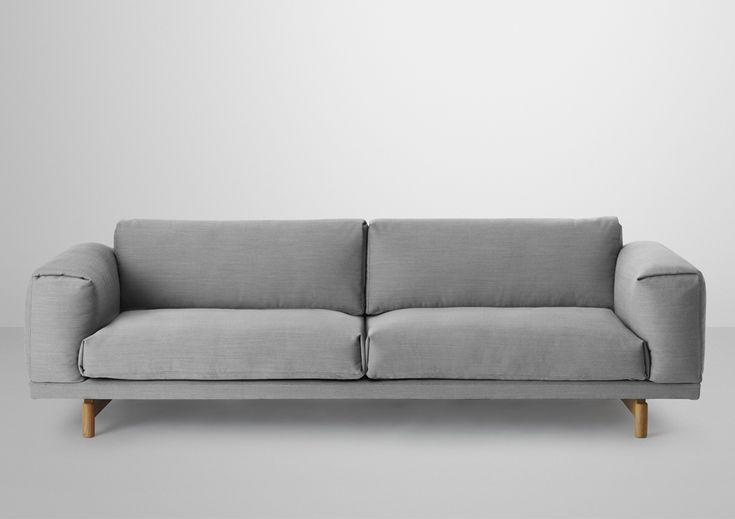 Muuto - Designs - Sofas - Rest - Designed by Anderssen & Voll - muuto.com