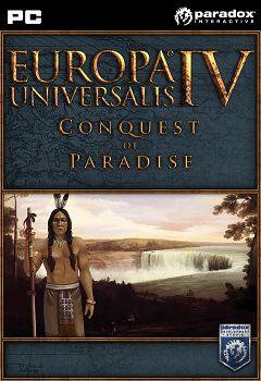 Europa Universalis IV Conquest of Paradise - FLT