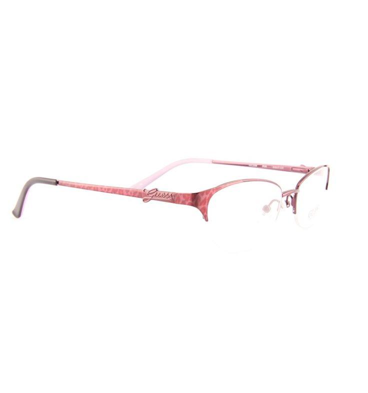 Dámské brýle Guess GU 2300 PUR #bryle #guess #eyeglasses #damske #moda #moderni #trendy #praha #optika #eurooptik