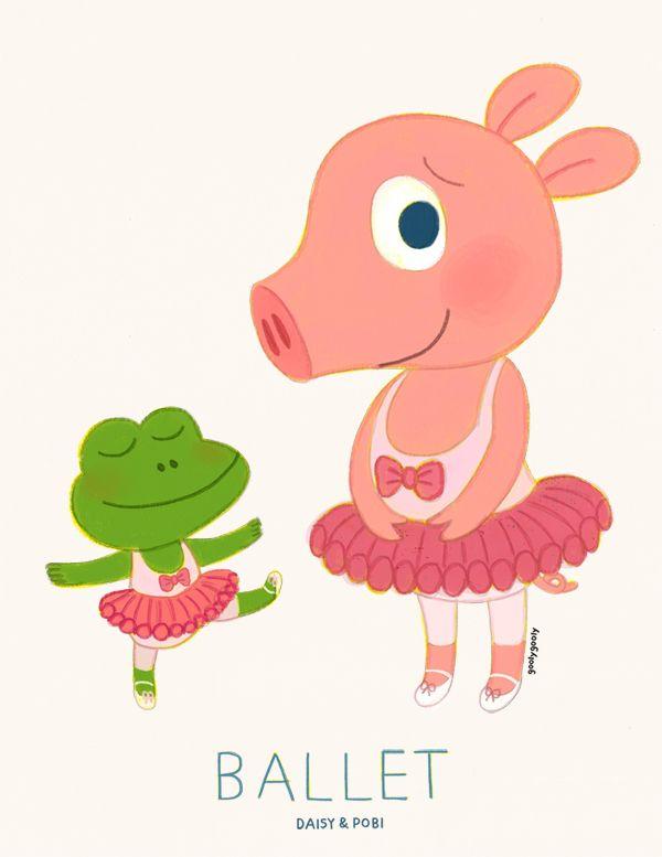 DaisyPobi  www.goolygooly.com