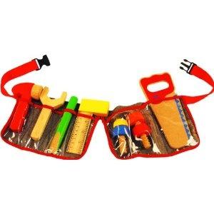 For Gabriel £15.90 Bigjigs Carpenters tool belt
