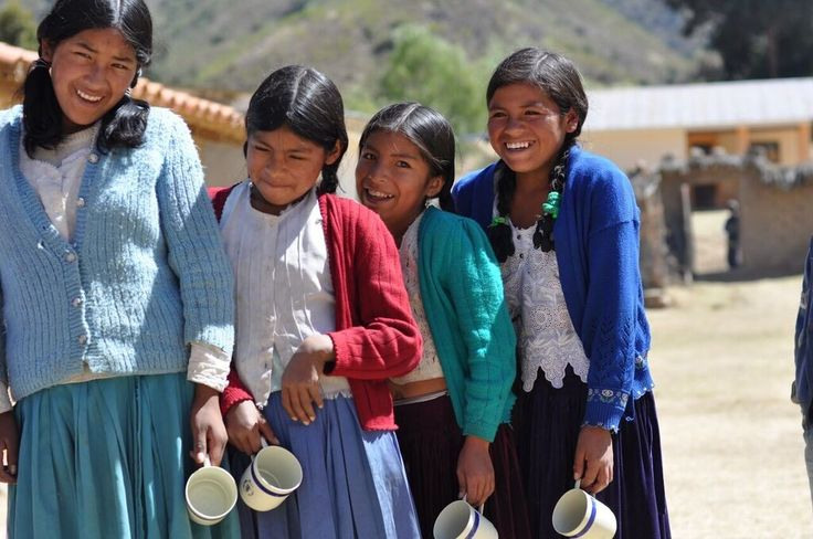 Truvia's Sharing a Sweet Future Initiativehas improved the lives of thousands of children in rural Bolivia throughenhancing nutrition and decreasing health risks for families by establishing safer cooking conditions. Just look at those happy faces! We can all help by donating to the U.N. World Food Programme.#Truvia #SweetFuture #ad
