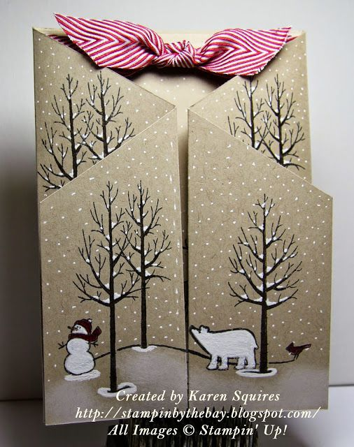 http://stampinbythebay.blogspot.com/2014/11/white-christmas-stand-up-card.html