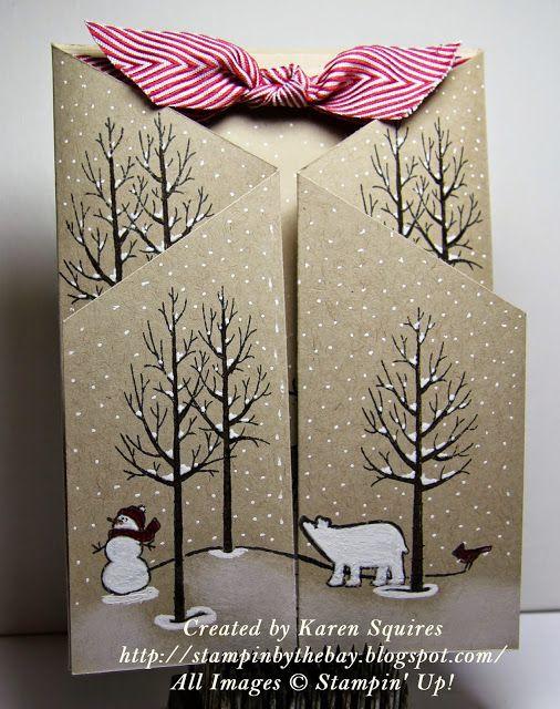 http://stampinbythebay.blogspot.com/2014/11/white-christmas-stand-up-card.html