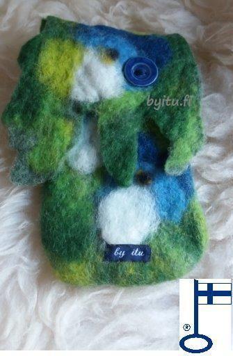 Leena-pussukka Suomiorvokit sininappi