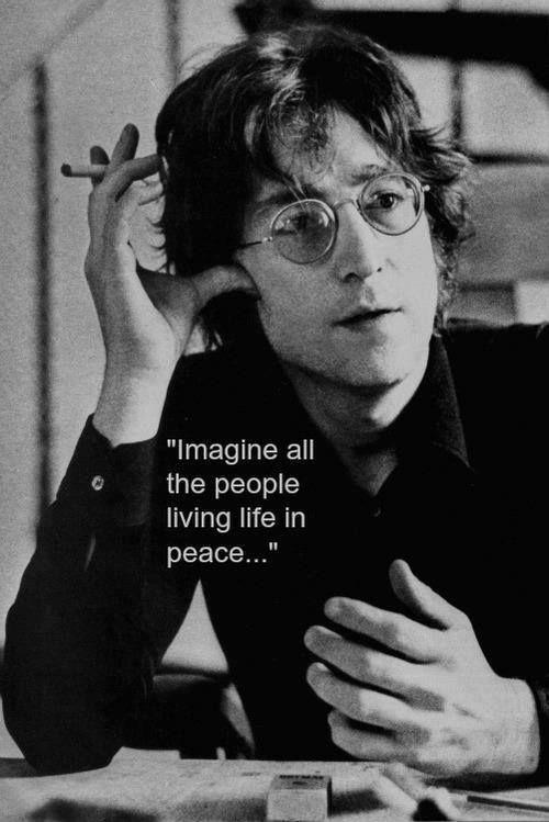 Imaginando.