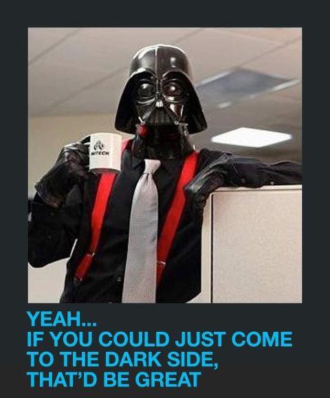 star wars memes | office space meme star wars meme office cooler