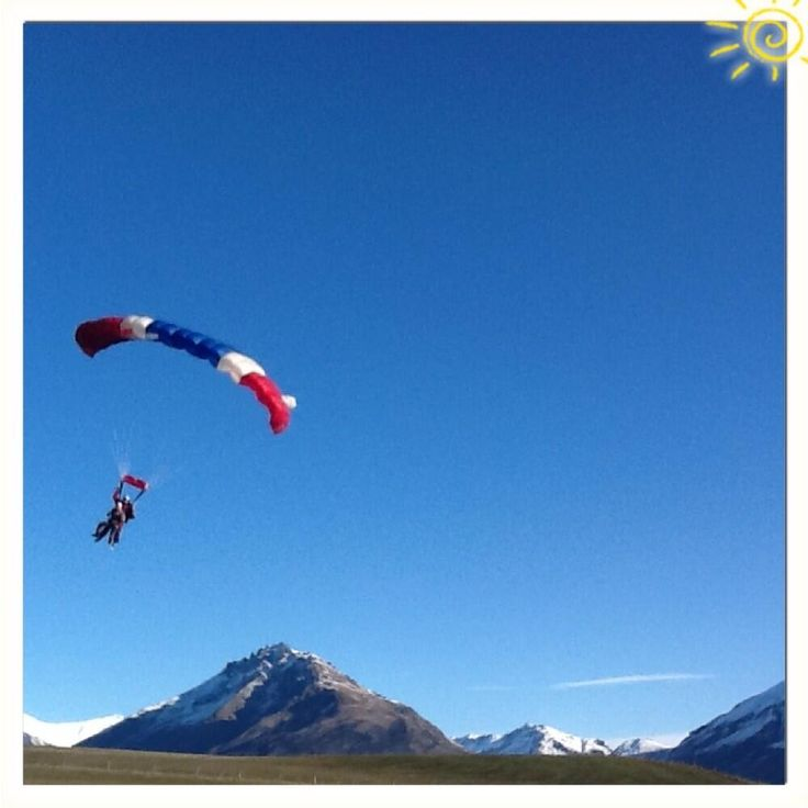 Twitter / NzoneSkydive: Ideal conditions!!