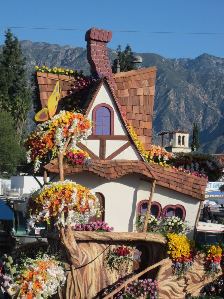 Rose Bowl Parade Floats | rose bowl parade float order Blogs