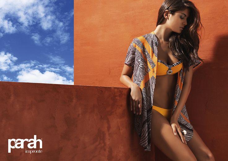 #Parah Spring Summer collection 2016 #beachwear #costumidabagno #beachfashion #beachstyle #bikini #modamare #fashion #ss16