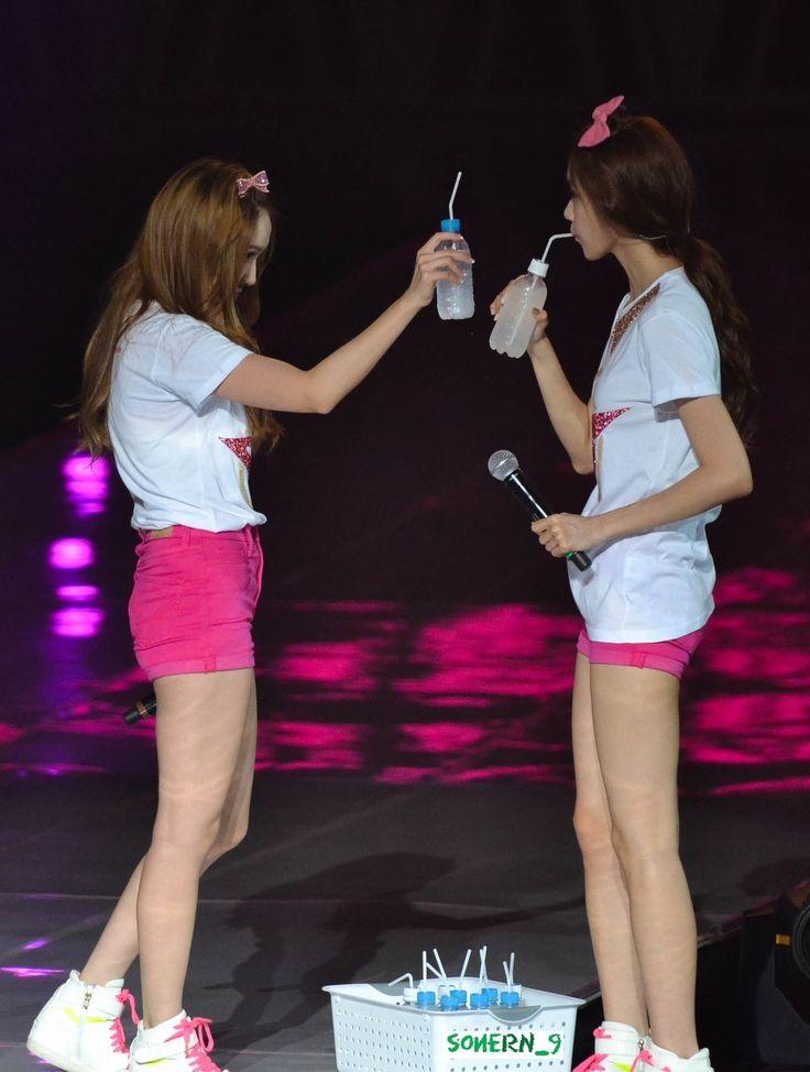 Jessica and Yoona