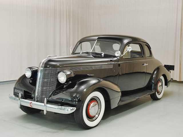 1937 Pontiac Series 26
