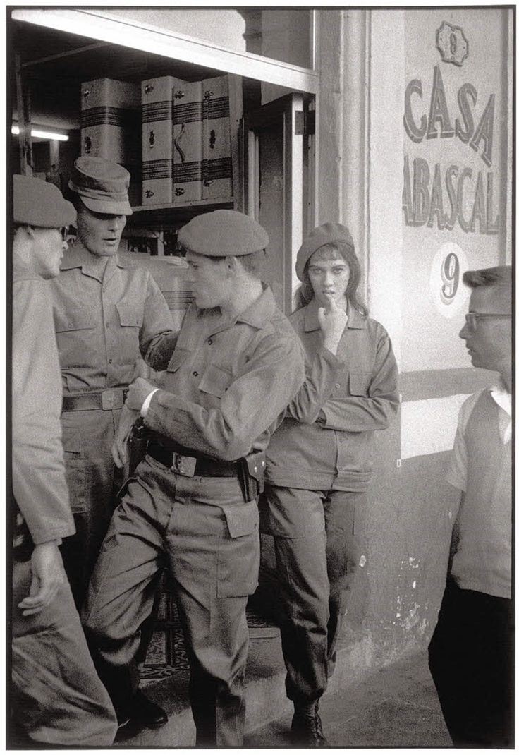 Habana Cuba 1963 (Henri Cartier-Bresson)