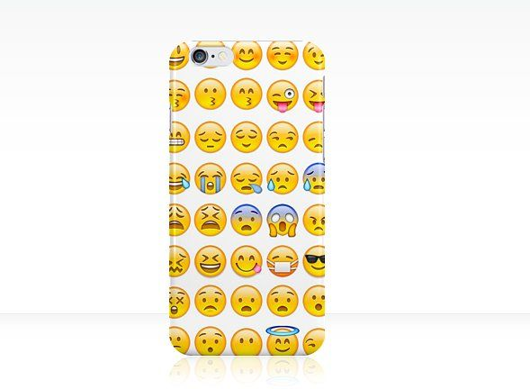 Emoji Phone Cases That'll Put a Fat Smile on Your Face