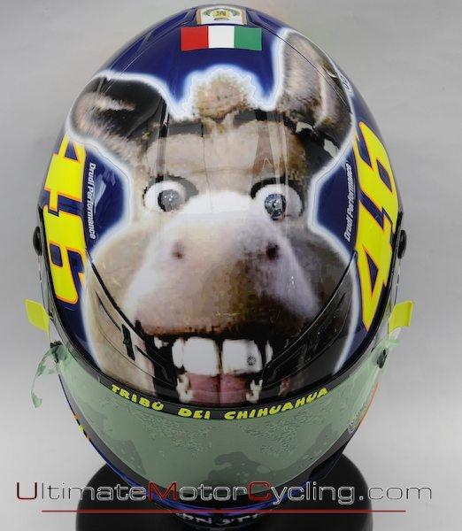 Valentino Rossi favorite helmet!