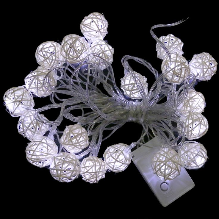 $9.76 (Buy here: https://alitems.com/g/1e8d114494ebda23ff8b16525dc3e8/?i=5&ulp=https%3A%2F%2Fwww.aliexpress.com%2Fitem%2FWhite-Rattan-Wooden-Cane-Wicker-Balls-Fairy-Lights-5M-220V-for-Christmas%2F32612521359.html ) White Rattan Wooden Cane Wicker Balls Fairy Lights 5M 220V for Christmas Decoration  for just $9.76