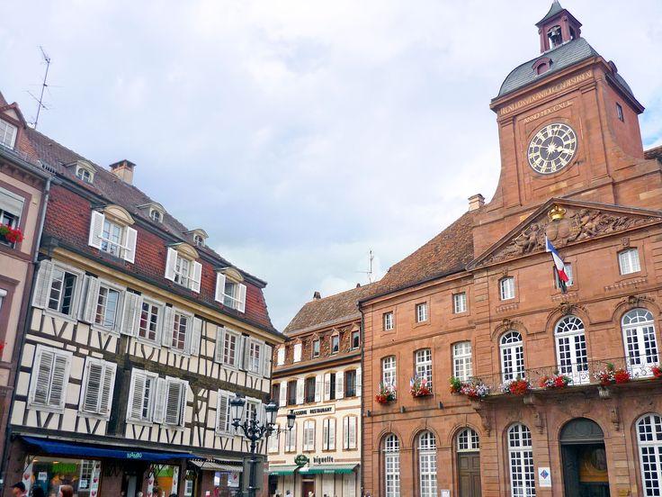 Tout au nord de l'Alsace se trouve la petite ville de Wissembourg, à la frontière avec l'Allemagne. #Wissembourg #Alsace #VisitAlsace