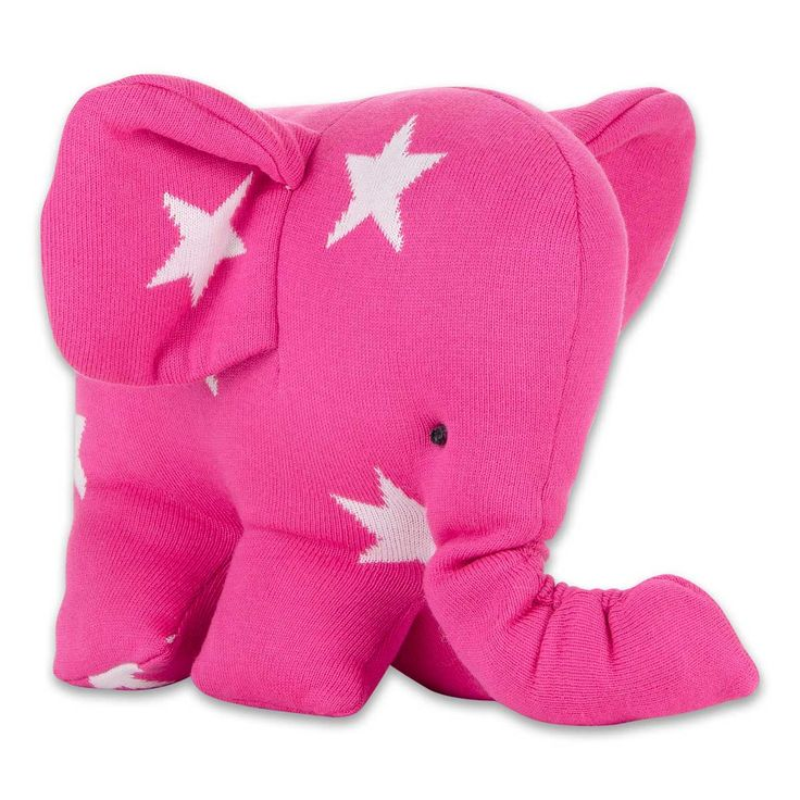Elephant Star - Fuxia By Baby's Only - www.babysonly.nl