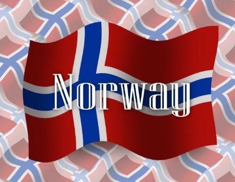 Flaggen / Flags - Norwegen / Norway