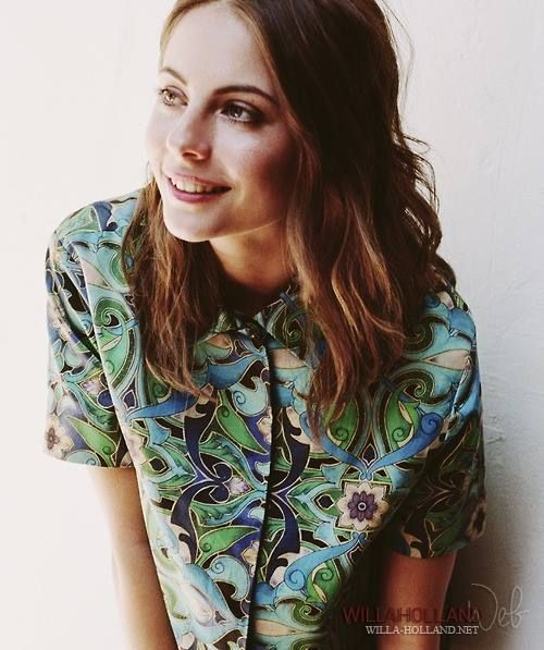 "Willa Holland (Juniper) ""Percy Jackson and the Olympians"" by Rick Riordan"