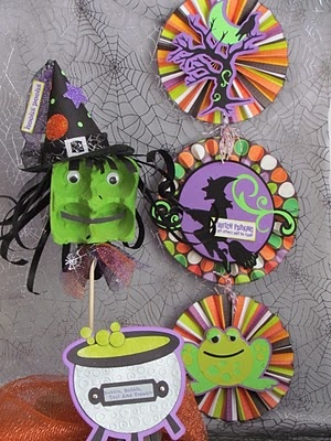 halloween decorations made with cricut