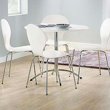 Soho Pack of 4 Dining Chairs