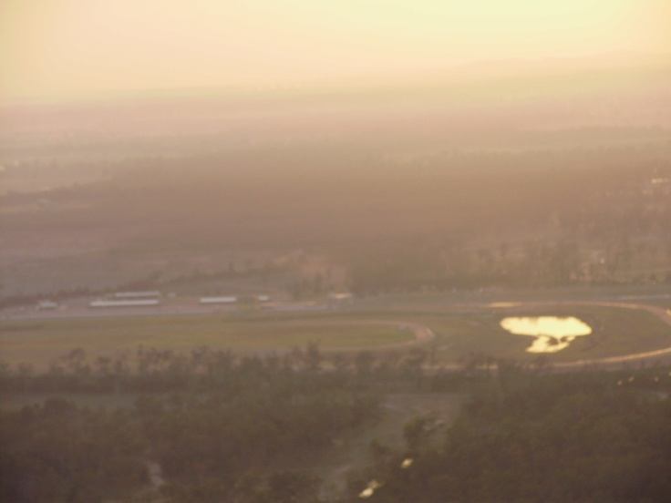 Floating Images Hot air balloon over the Scenic Rim, Ipswich