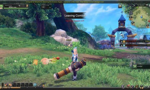 anime style mmorpg