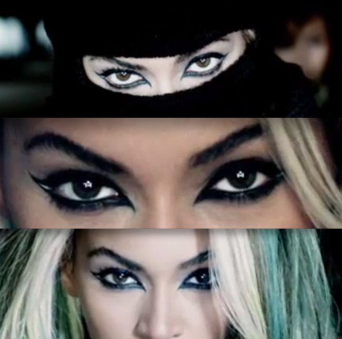 beyonce superpower eyes - photo #4