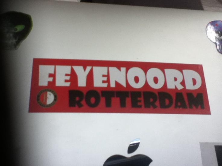 Feyenoord stikker