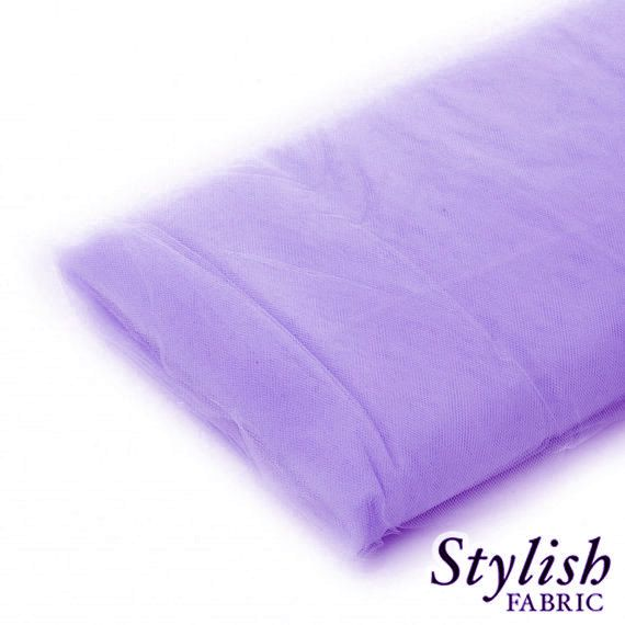 Lavender Tulle Fabric Wedding Tulle Fabric Wholesale Tulle