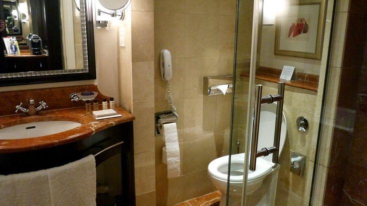 The Corinthia hotel budapest bathroom