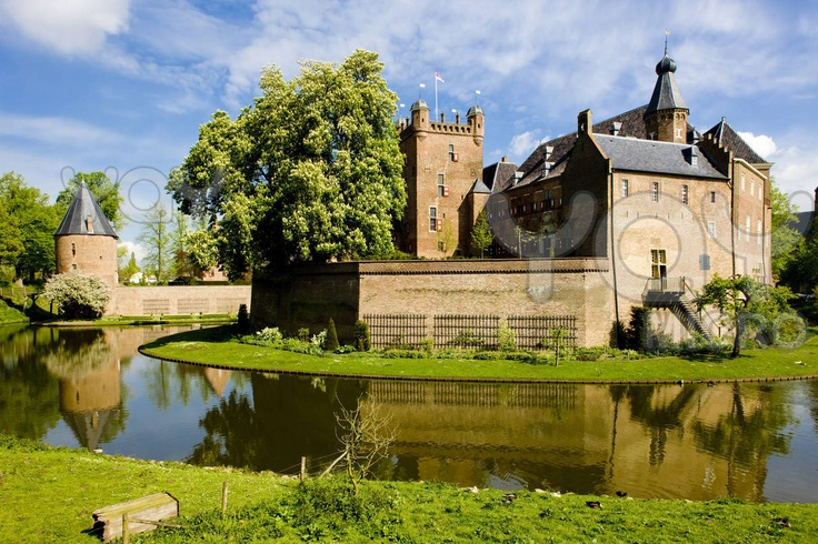 Another small castle house in Gelderland