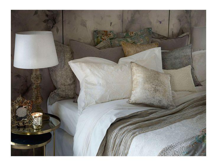 Zara home- focus bed