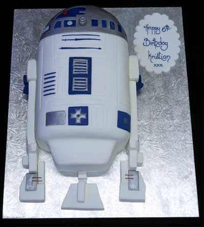 Nothing like a bit of old school R2D2.
